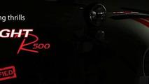 Caterham Releases R500 Superlight Teaser Image