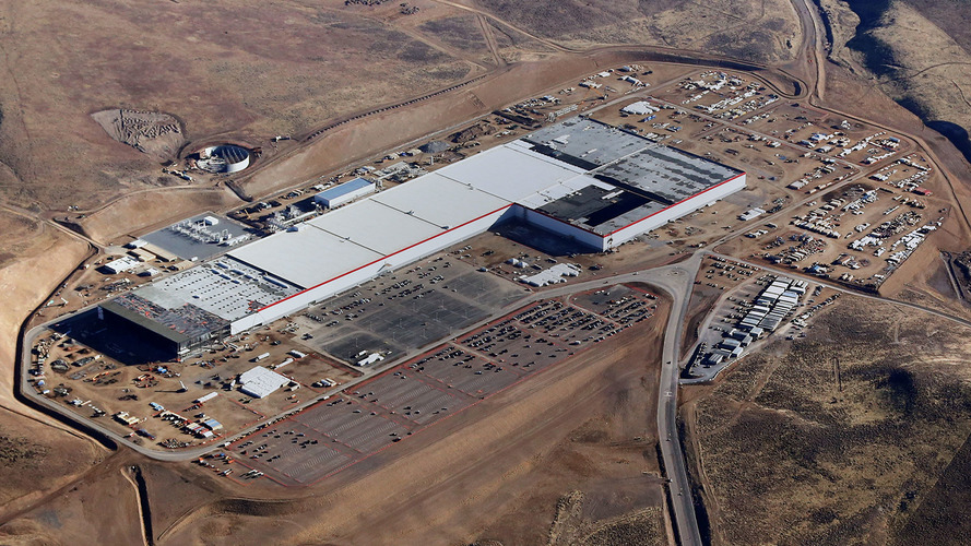 Tesla will use Gigafactory 1 for more than just building batteries