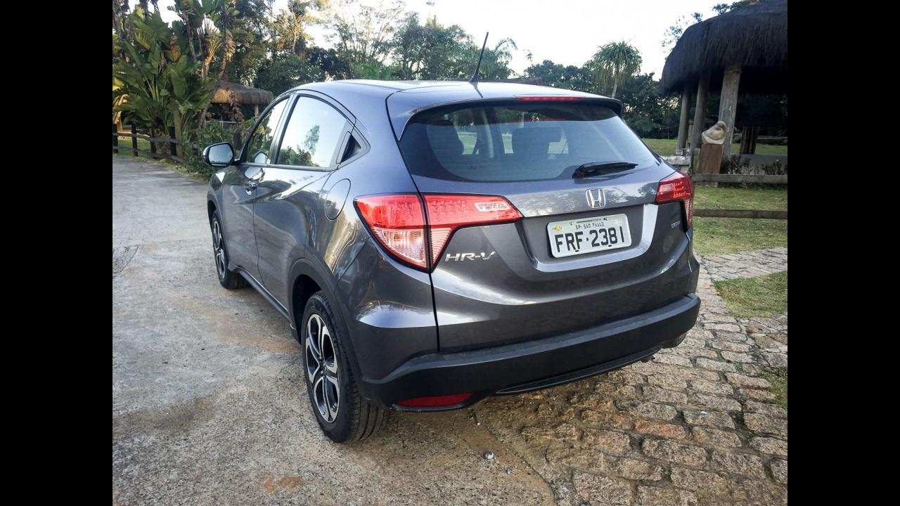 Garagem CARPLACE#4: Honda HR-V LX faz sucesso na cidade apesar do preço gourmet