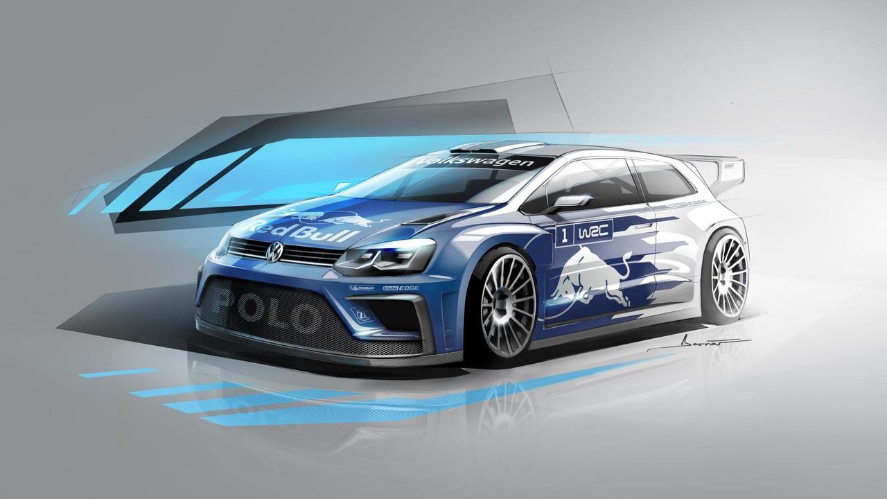 2017 VW Polo R WRC teaser
