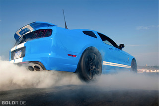 Video: 2013 Shelby GT500 Hits 200 MPH