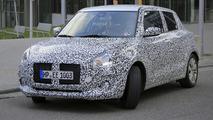 Suzuki Swift 2017 photos espion