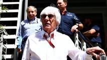 Bernie Ecclestone, Jean Todt, FIA President and Christian Horner, Red Bull Racing Team Principal