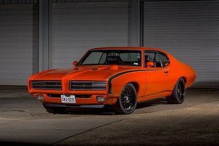 There's a Lot to Love About a Pro-Touring Pontiac GTO