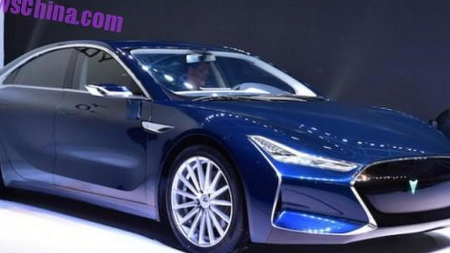 Chinese electric supercar Youxia X revealed with 348 PS