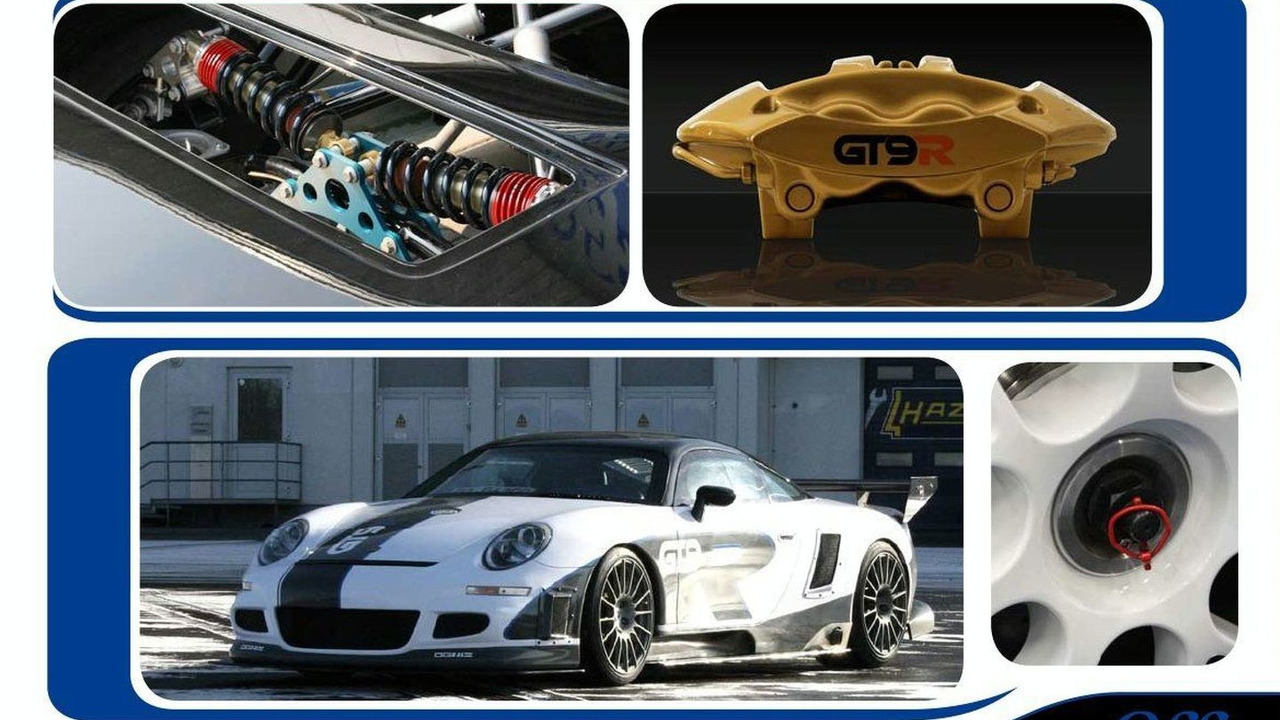 9ff GT9-R 11.12.2009 - 1100