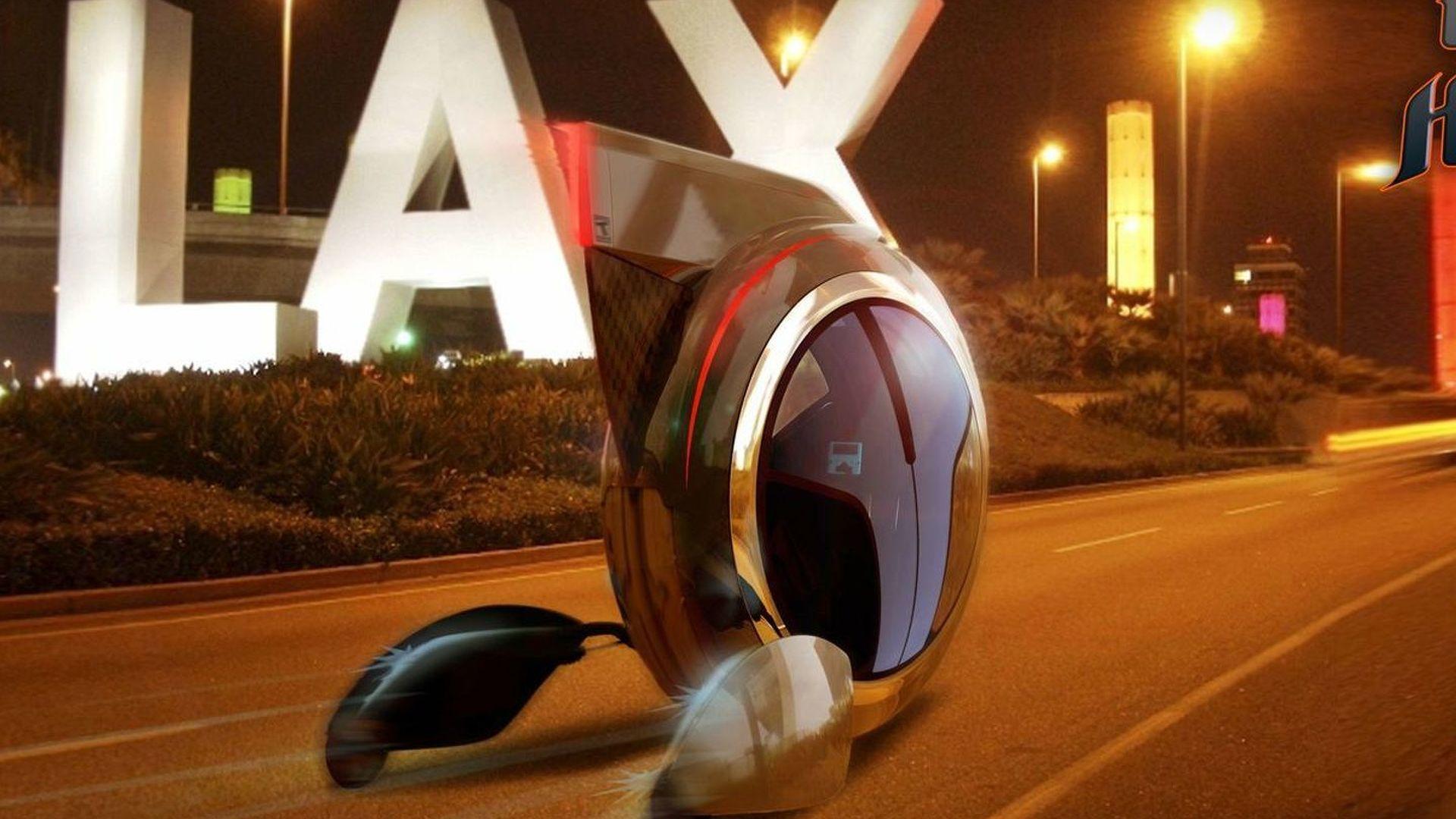 LA Auto Show Design Challenge Entries Announced: Youthmobile 2030
