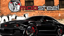 2011 Ford Mustang by Mobstee