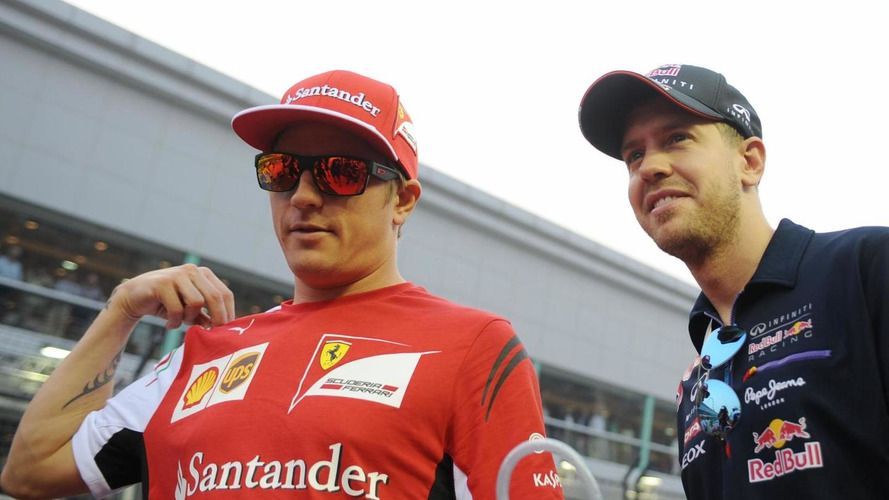 Raikkonen would welcome Vettel as teammate