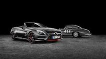 Mercedes-Benz SL 417 Mille Miglia special edition