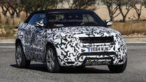 Latest Range Rover Evoque Cabrio spy pics remind us it's actually going to happen