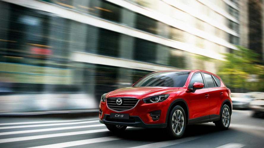 Facelifted Mazda CX-5 starts from 22,295 GBP in UK, goes on sale this spring