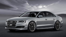 Audi A8 facelift customized by ABT