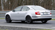 2014 Skoda Octavia RS spy photo 24.04.2013