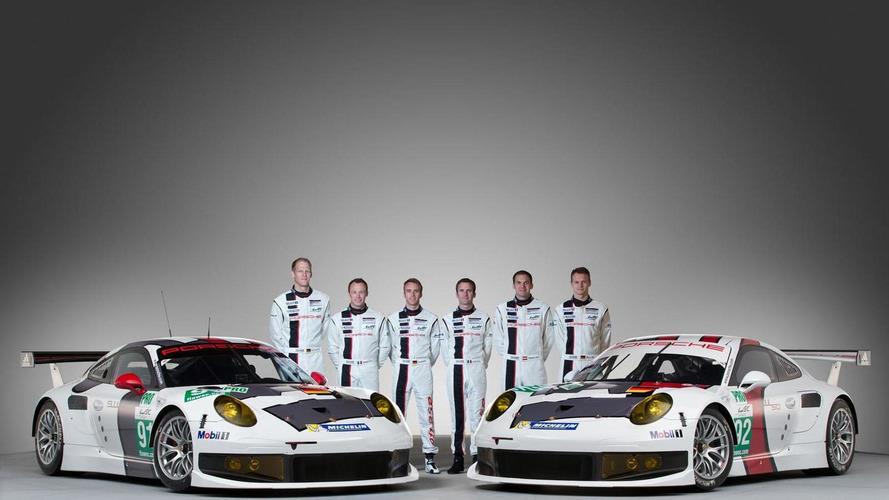 2014 Porsche 911 RSR unveiled