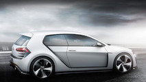 VW Design Vision GTI at 2013 Los Angeles Motor Show