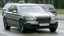 New BMW 7 Series Spy Photo