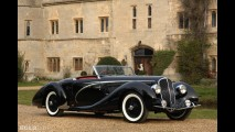 Delahaye 135 MS Competition Cabriolet by Figoni and Falaschi