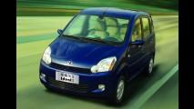 Chinês Effa M100 chega às lojas com novos equipamentos por R$ 25.980