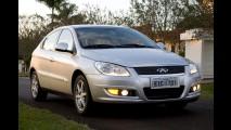 Chery Cielo foi o carro chinês mais procurado no WebMotors em novembro