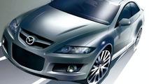 2005 Mazda 6 MPS sketch