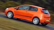 Fiat Grande Punto Strong Start in UK