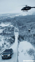 Audi Breaks Ski Jump Record Again