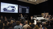 Defender 2,000,000 Auction
