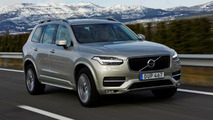 Volvo XC90 T5 introduced in the United States