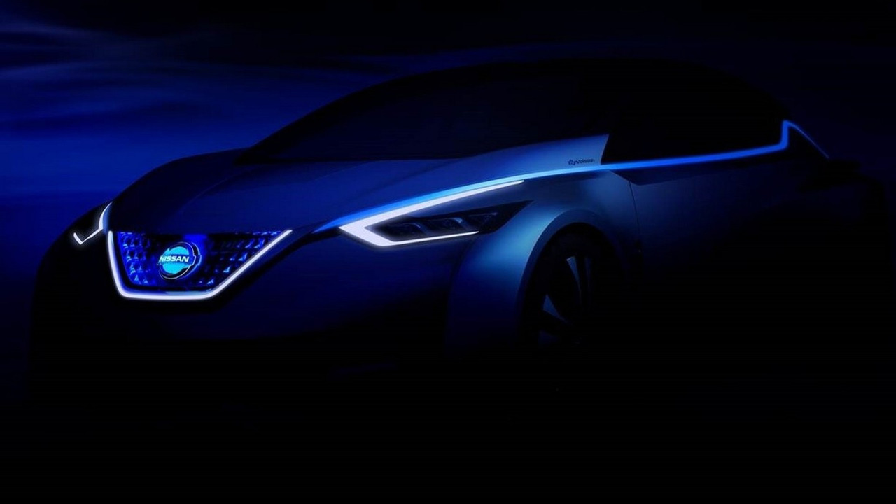 2015 Nissan concept for Tokyo Motor Show