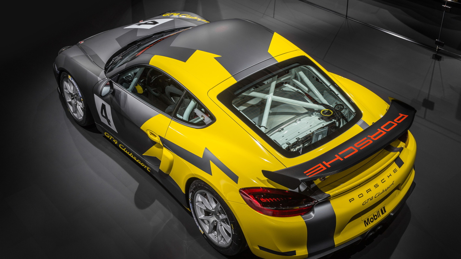 Porsche shows off the Cayman GT4 Clubsport in two promo videos