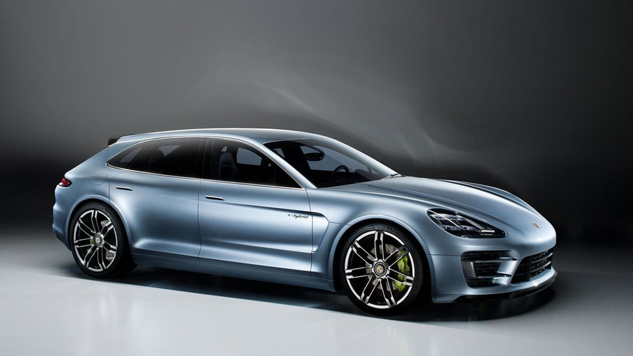 Panamera Shooting Brake - Destination Genève