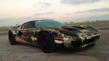 Hennessey Ford GT at Texas Mile 26.03.2012