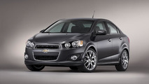 Electric Chevrolet Sonic rumored to come in 2017