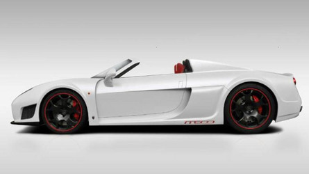 Noble building M600 Drophead prototype, production considered