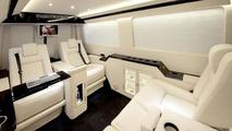 Becker JetVan Mercedes-Benz Sprinter debuts in New York