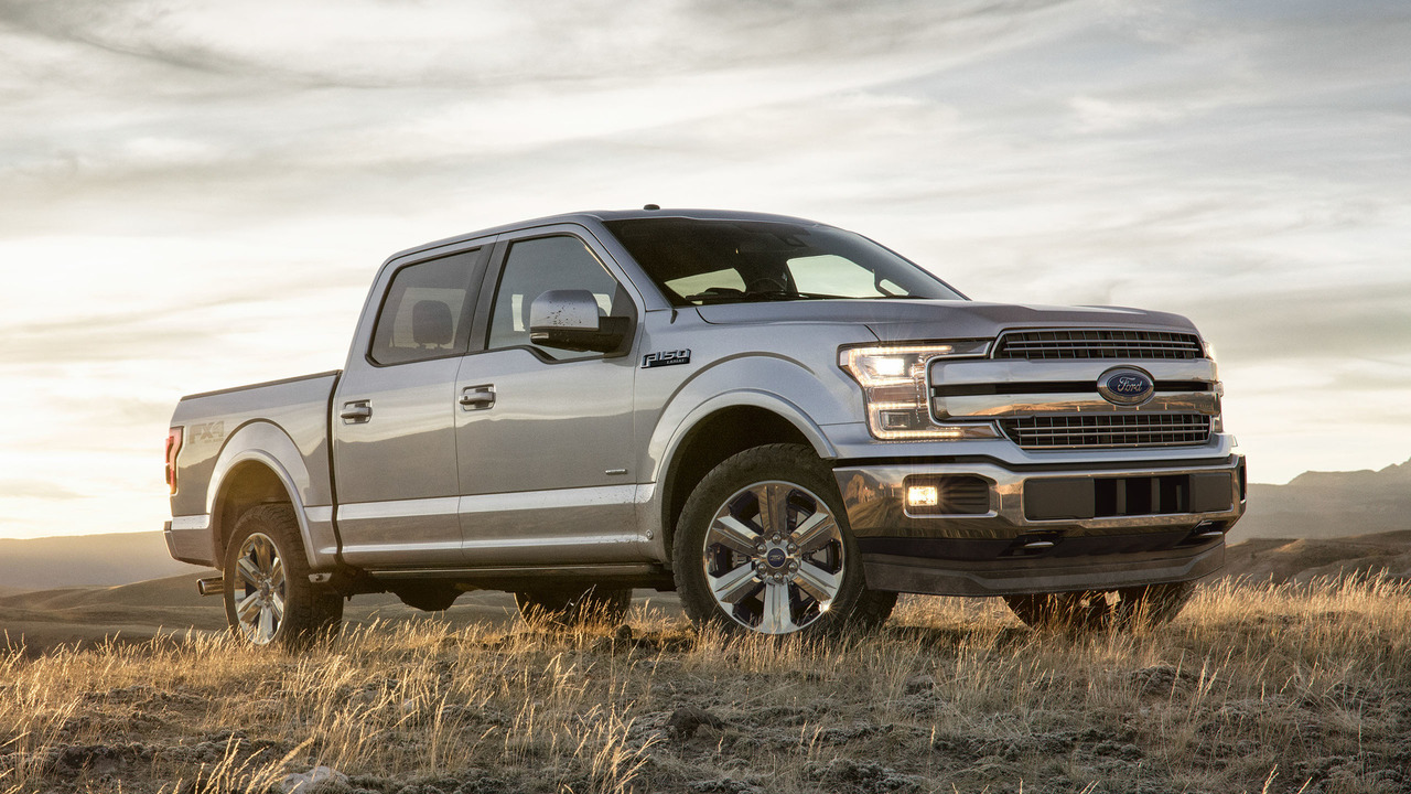 Vwvortex com 2018 ford f 150 facelift unveiled now available with a 3 0 liter turbodiesel v6