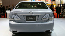 Toyota Crown Hybrid Concept live in Tokyo