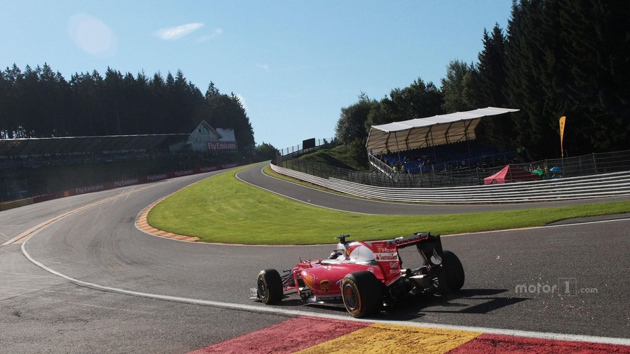 F1 Belgian Grand Prix - Race (Live Commentary)