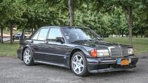 Une très rare Mercedes-Benz 190E Cosworth Evo II de 1990 à vendre sur eBay !