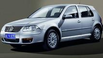 Volkswagen Bora HS World Debut at Auto China