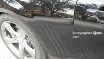 Chevrolet Camaro Caught Undisguised