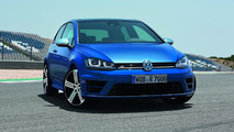 2014 Volkswagen Golf R introduced