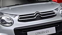 2014 Citroen C1