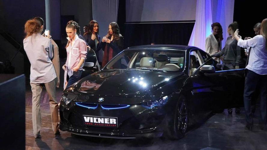 BMW 6-Series Bullshark by Vilner looks exceptional