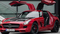 2014 Mercedes-Benz SLS AMG GT Final Edition breaks cover