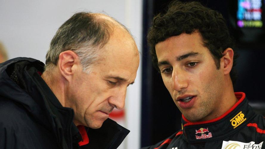 Tost names da Costa as likely Ricciardo successor