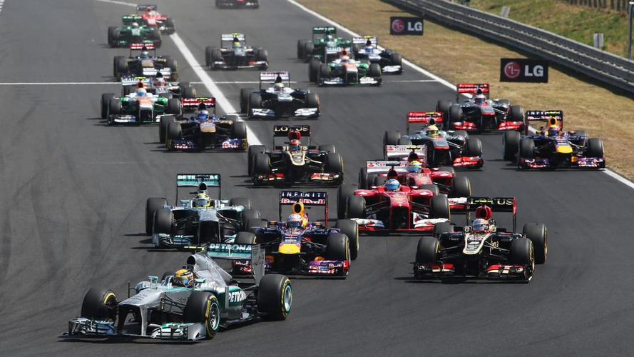 FIA announces F1 'cost cap' coming in 2015