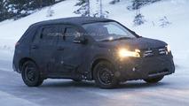 Suzuki compact crossover / iV-4 spy photo
