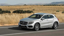 2015 Mercedes-Benz GLA pricing announced (US)